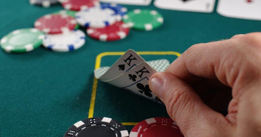 Διαδικτυακές στρατηγικές πόκερ