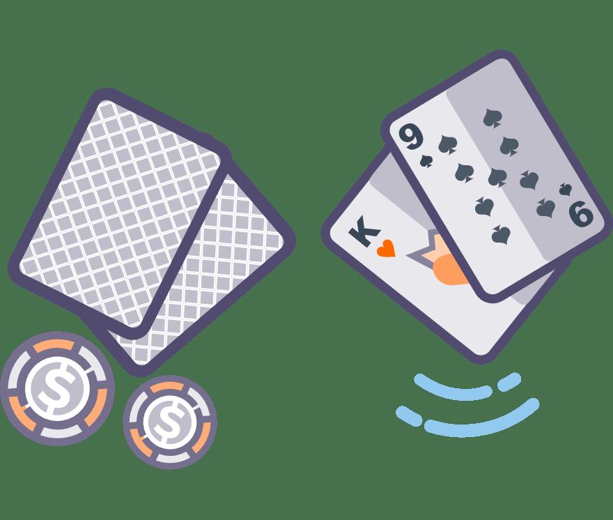 Παίξτε Punto Banco Online -Τα καλύτερα 33 με τις μεγαλύτερες πληρωμές Καζίνο Για Κινητά το 2021