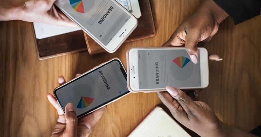 Πλεονεκτήματα των εφαρμογών καζίνο για κινητά