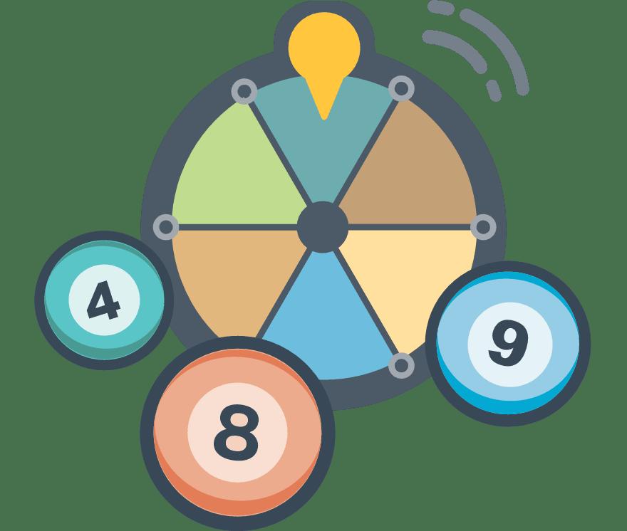 Παίξτε Λαχείο Online -Τα καλύτερα 8 με τις μεγαλύτερες πληρωμές Καζίνο Για Κινητά το 2021