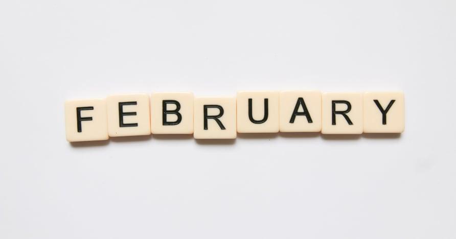 Το Microgaming κυκλοφορεί εκπληκτικά 20 νέους τίτλους τον Φεβρουάριο