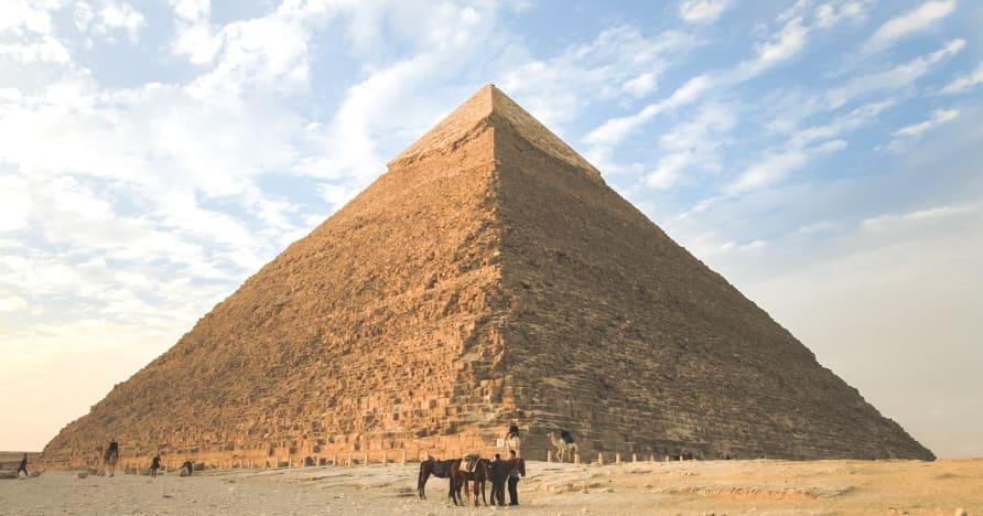 Κορυφαίοι 6 κουλοχέρηδες με αιγυπτιακό θέμα για να παίξετε το 2021