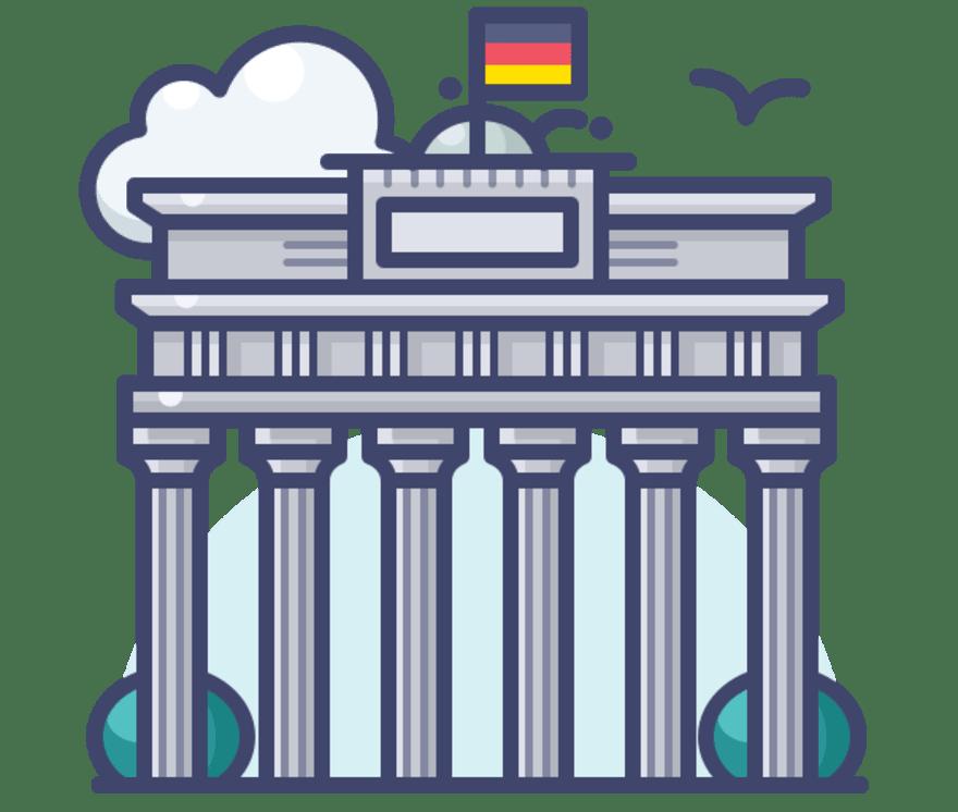 Τα καλύτερα 105 Καζίνο για κινητά στη(ο) Γερμανία το 2021