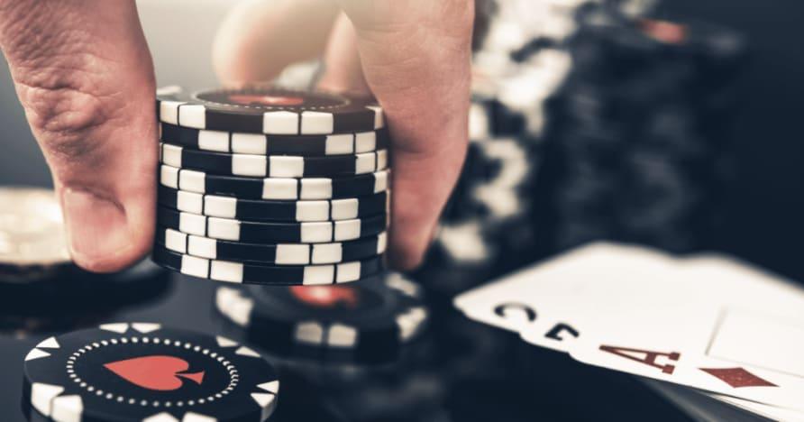 5 μεγαλύτερες διαφορές μεταξύ πόκερ και μπλάκτζακ