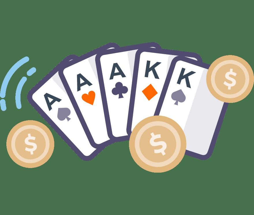 Παίξτε Πόκερ Online -Τα καλύτερα 72 με τις μεγαλύτερες πληρωμές Καζίνο Για Κινητά το 2021