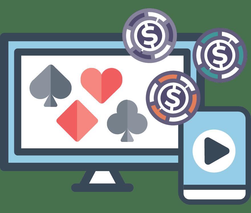 Παίξτε Βιντεοπόκερ Online -Τα καλύτερα 51 με τις μεγαλύτερες πληρωμές Καζίνο Για Κινητά το 2021