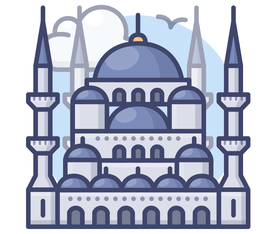 Τα καλύτερα 27 Καζίνο για κινητά στη(ο) Τουρκία το 2021