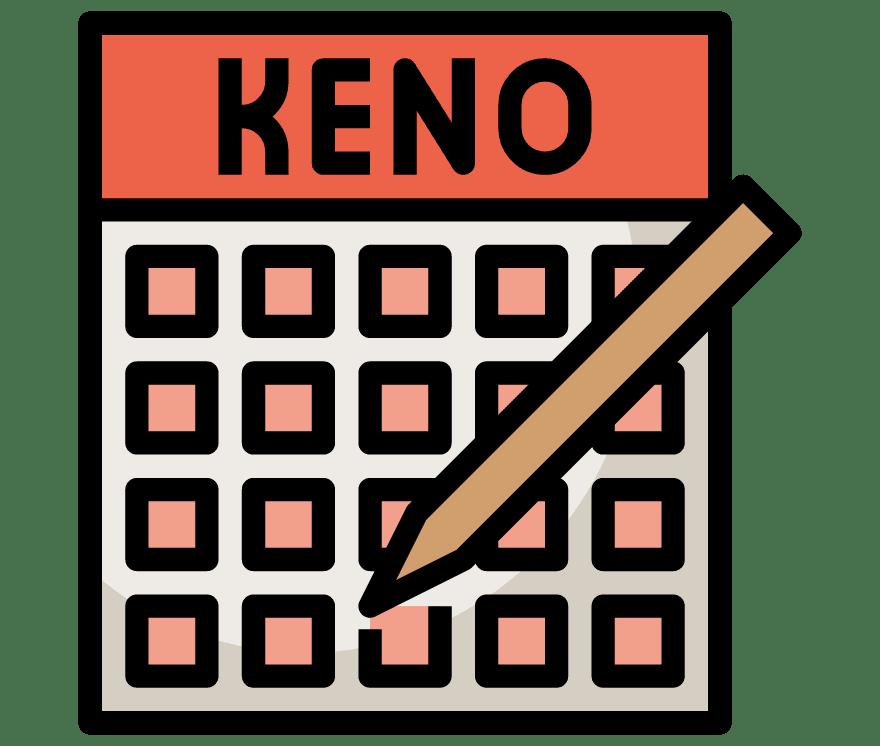 Παίξτε Keno Online -Τα καλύτερα 34 με τις μεγαλύτερες πληρωμές Καζίνο Για Κινητά το 2021
