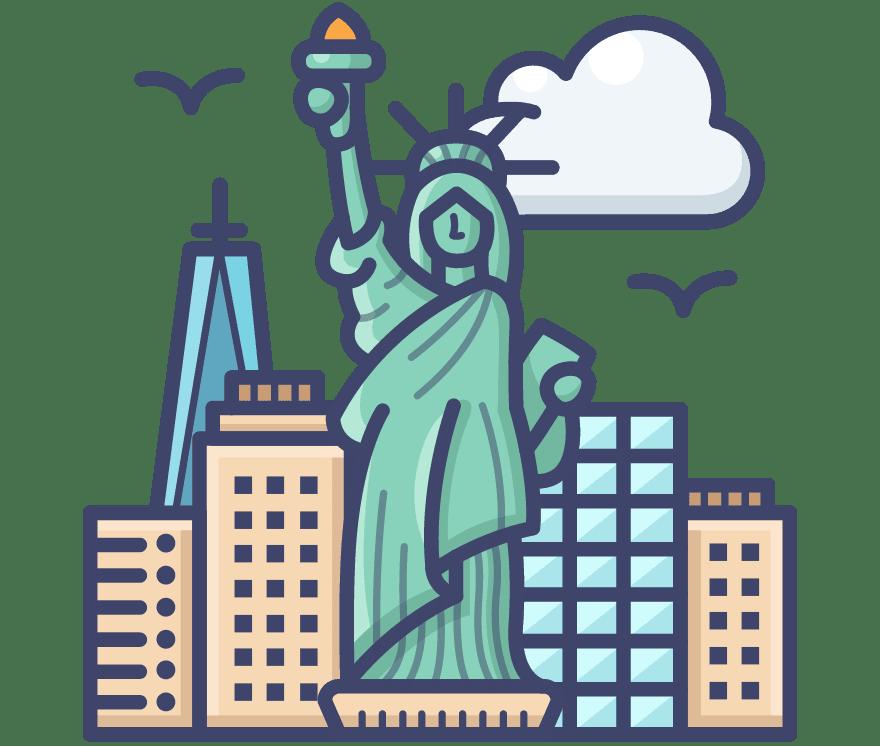 Τα καλύτερα 8 Καζίνο για κινητά στη(ο) Ηνωμένες Πολιτείες το 2021