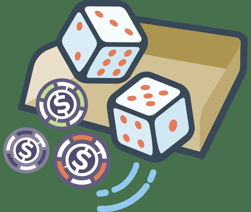 Παίξτε Ζάρια Online -Τα καλύτερα 29 με τις μεγαλύτερες πληρωμές Καζίνο Για Κινητά το 2021