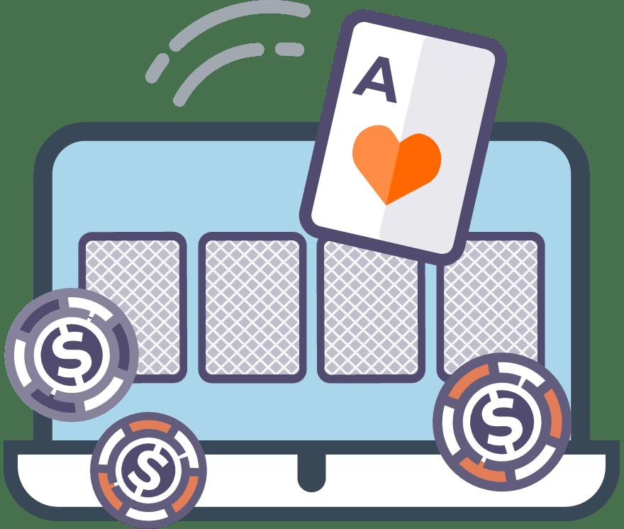 Παίξτε Caribbean Stud Online -Τα καλύτερα 38 με τις μεγαλύτερες πληρωμές Καζίνο Για Κινητά το 2021