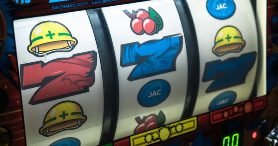 Mobile Slots Παιχνίδια