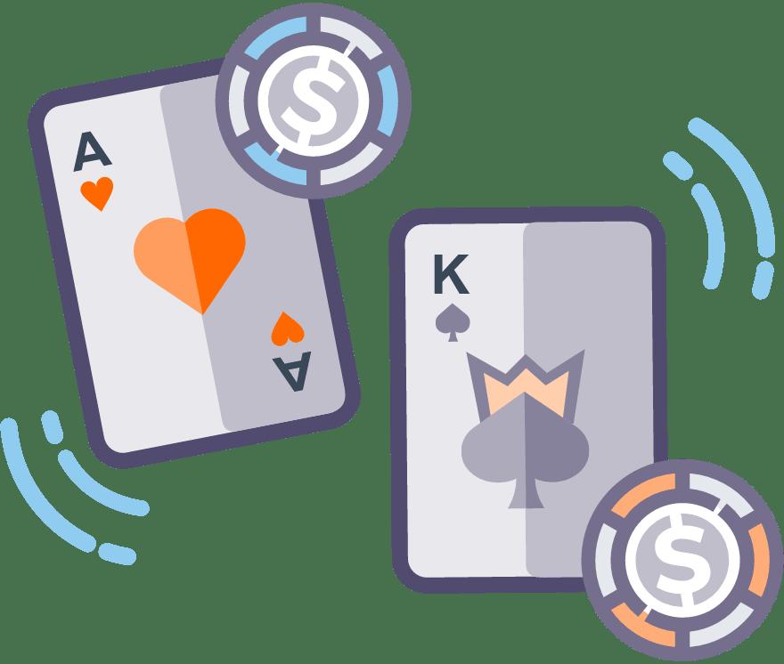 Παίξτε Casino War Online -Τα καλύτερα 5 με τις μεγαλύτερες πληρωμές Καζίνο Για Κινητά το 2021